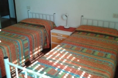 LUNENSE - camera da letto letti singoli