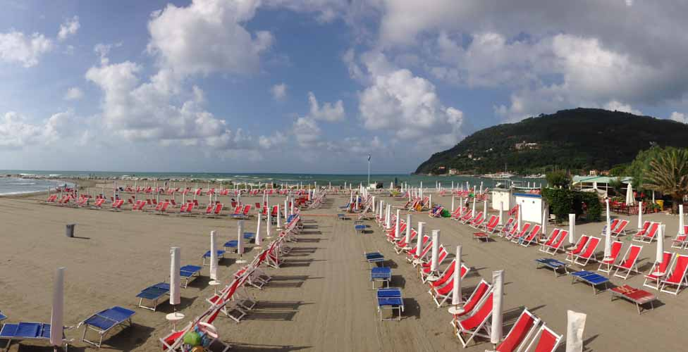 Spiaggia Fiumaretta